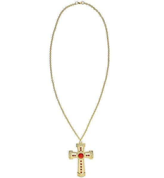 Gull kors halskjede Tilbeh?r