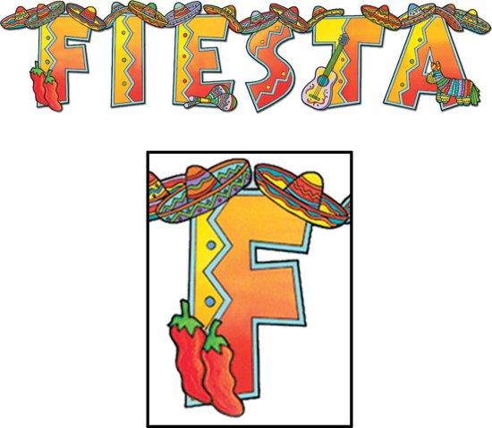 Fiestabanner Festartikler