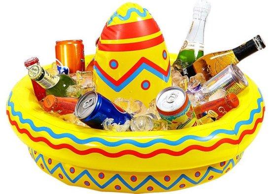 Oppblaasbar Sombrero-kj?ler Festartikler