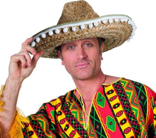 Straa-sombrero Tilbeh?r