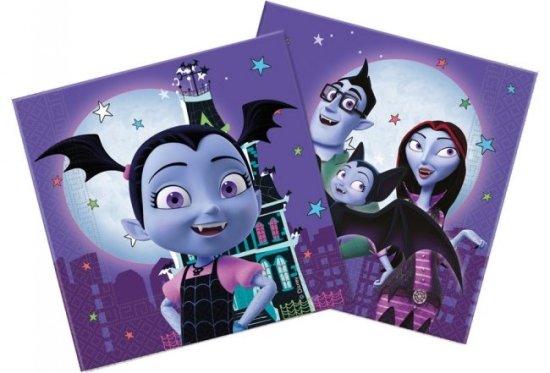 Vampirina Servietter Festartikler