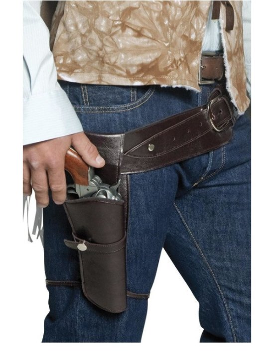 Western pistolbelte Tilbeh?r
