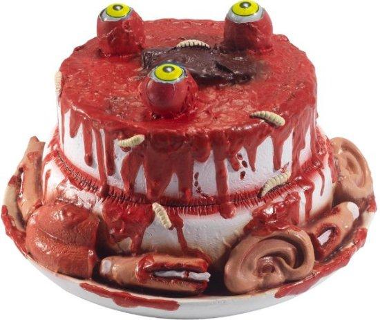 Zombie-kakedekorasjon Festartikler
