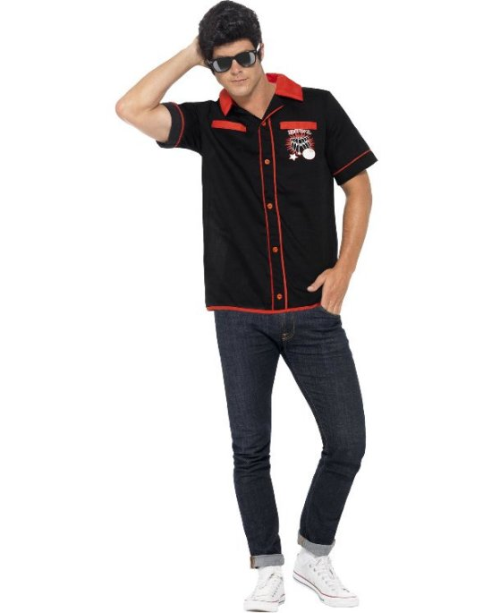 50-talls t-skjorte Kostymer