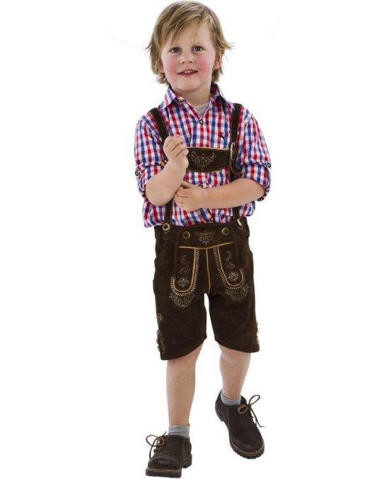 Ekte Lederhosen, Barn Kostymer