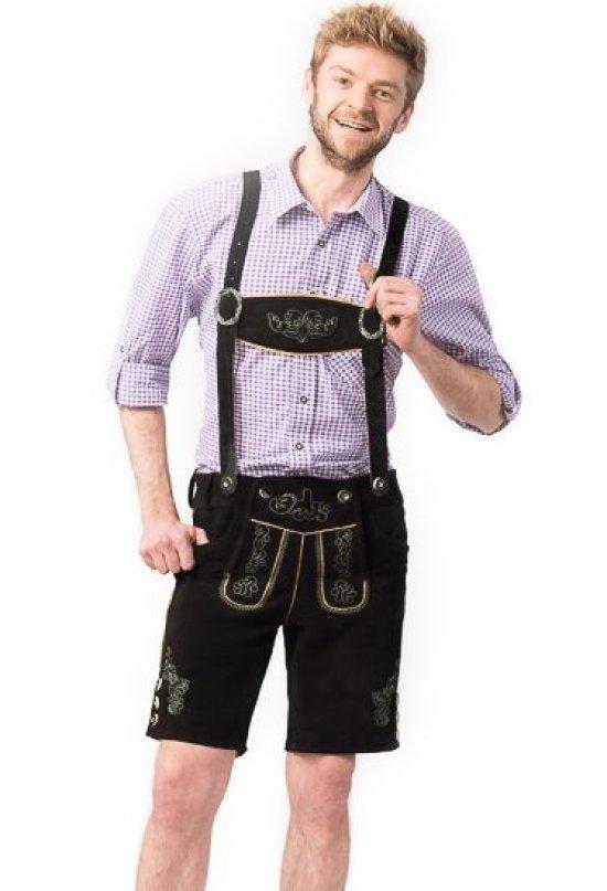 Ekte Lederhosen - Gustav Kostymer