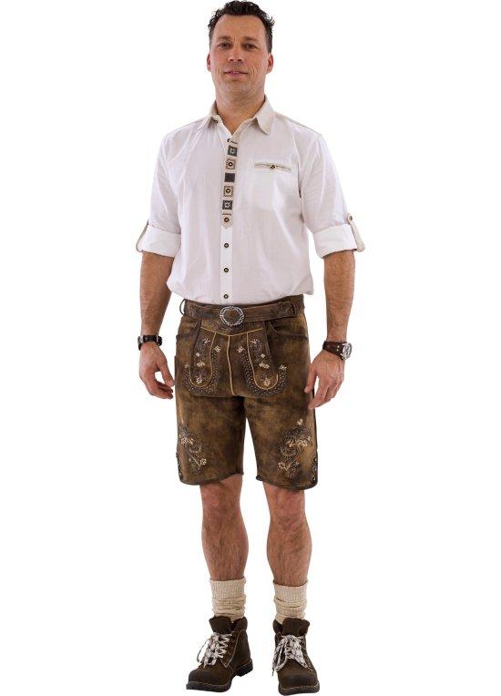 Ekte Tyske Lederhosen, M?rke Kostymer