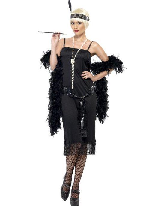 Glamor?s Charlestonkjole Kostymer