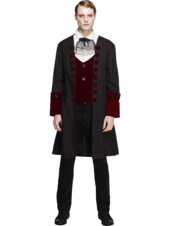 Gotisk Dracula Kostymer