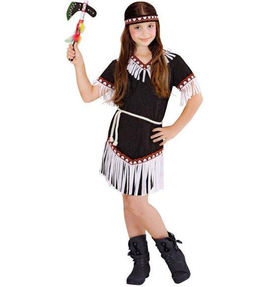 Lille indianerjente Kostymer
