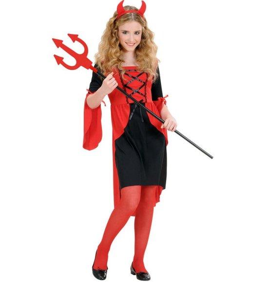 Liten Djeveljente Kostymer