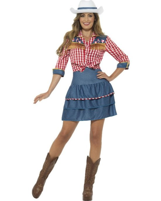 Rodeo cowgirl Kostymer