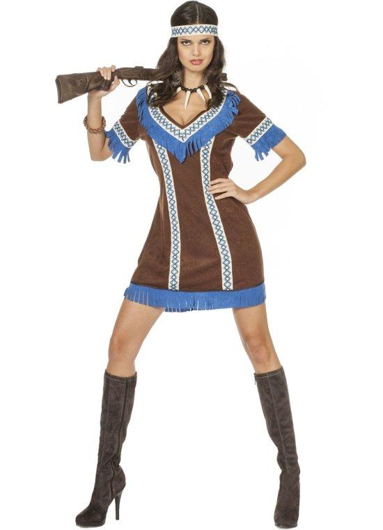 S?t Indianer Kostymer