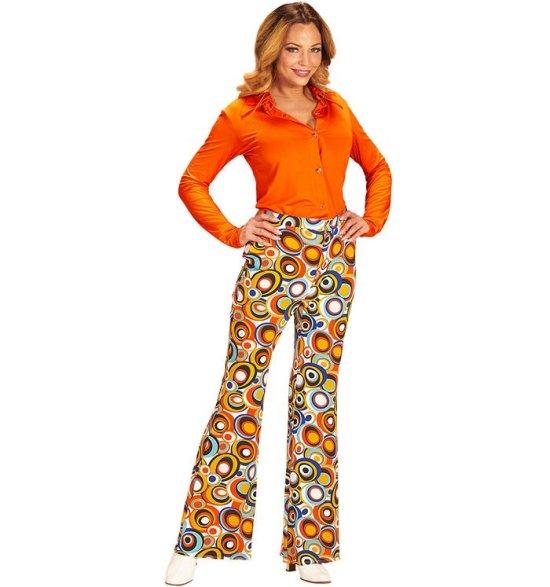 bukse fargerik